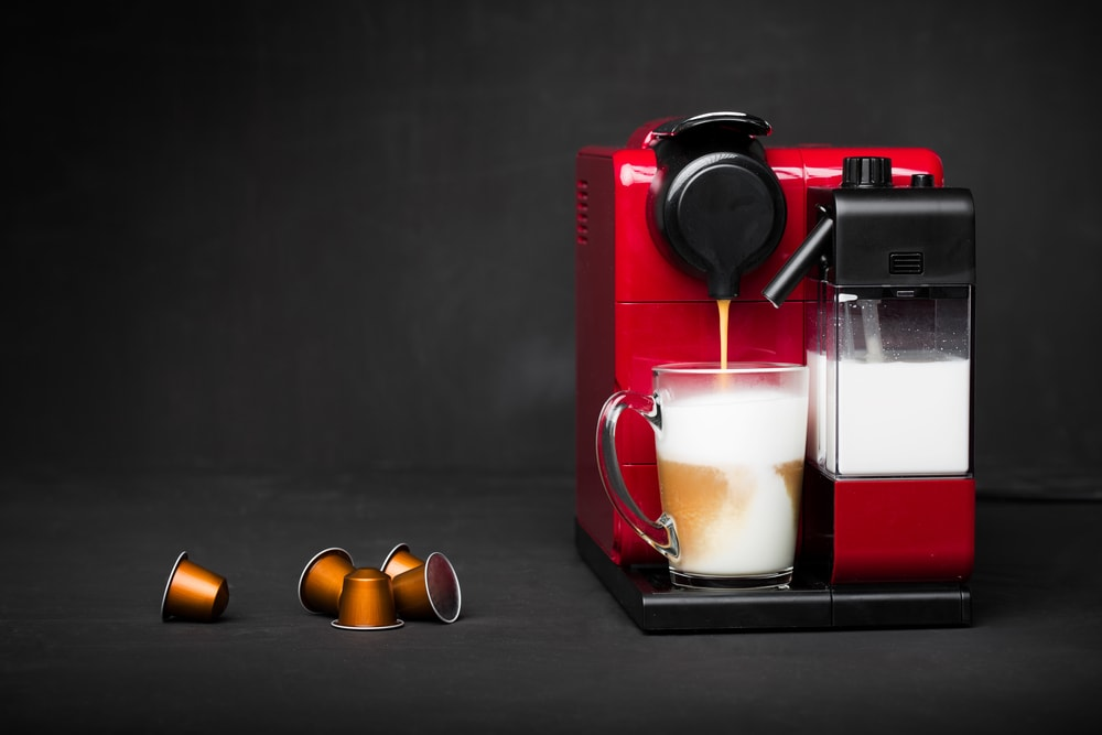 Use-an-espresso-machine -with-enough- steam-power